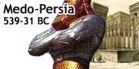 Medo-Persia Silver