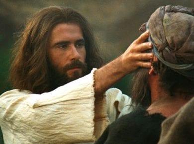 Jesus Healing Miracle