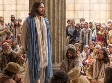 Jesus-Teaching