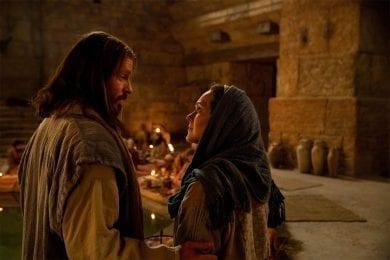 Jesus Water into Wine