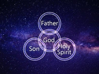 Father, Son and Holy Spirit, Godhead