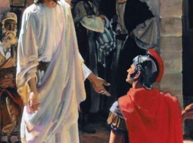 Jesus-Centurion