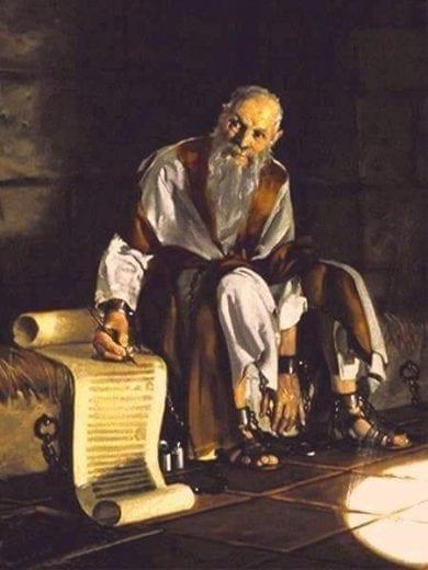 Apostle Paul Prison