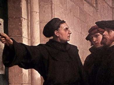 Reformation, Protestants, Martin Luther