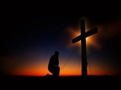 Pray at the Cross, Seen God