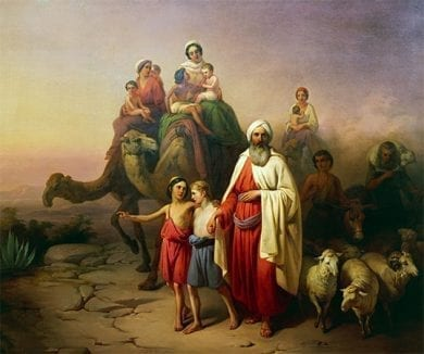 Abraham-two-sons