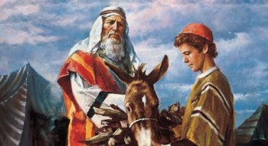 Isaac Abraham's Son