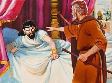 King Ahaziah