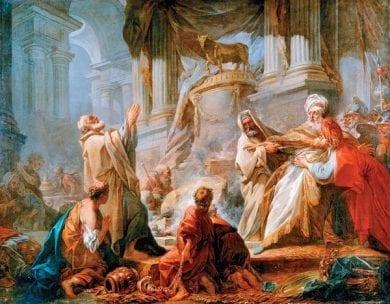 Rehoboam and Jeroboam