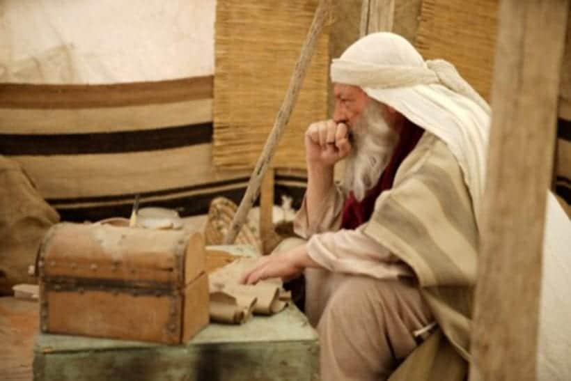 Moses-writing
