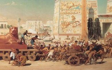 Israelites-Egypt
