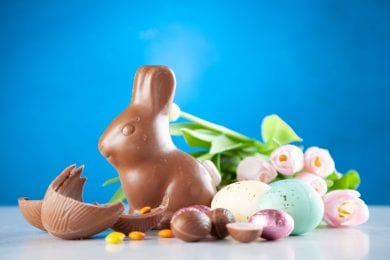 easter paganism
