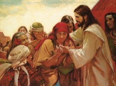Christ-seven-wound