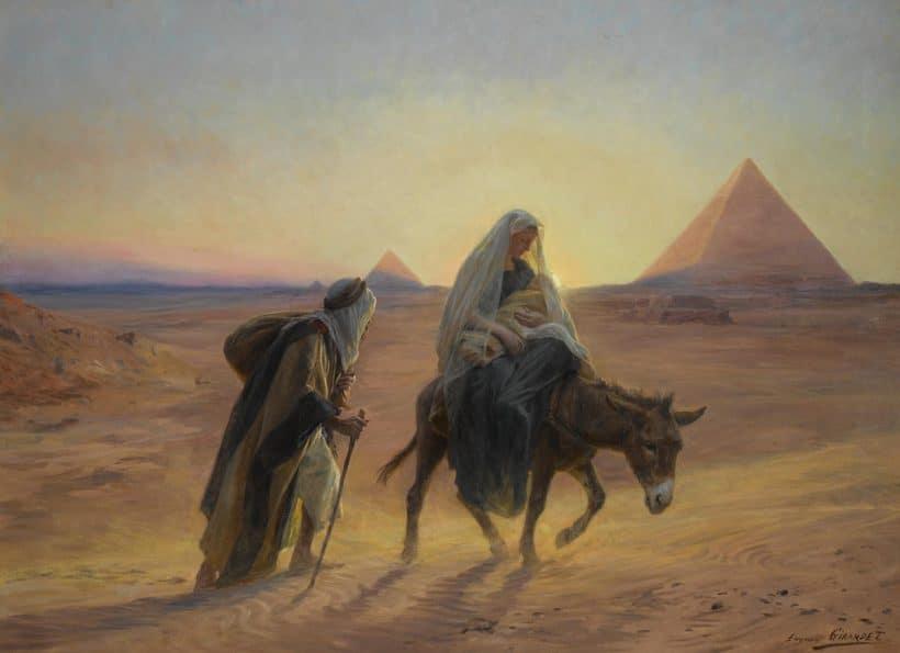 Jesus-Egypt-Children-Ramah