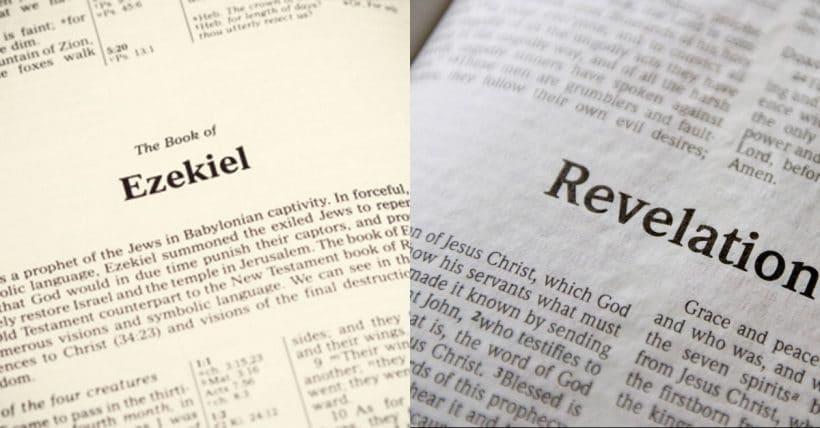 Ezekiel-revelation-parallel