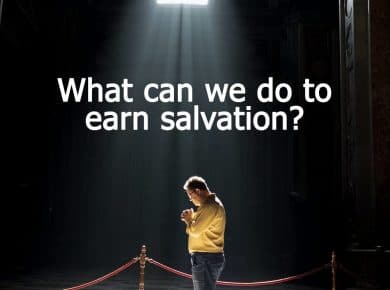 Earn Salvation