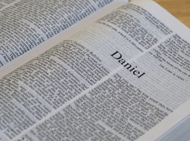 The book of Daniel, the daily