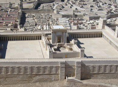 leaders in jerusalem