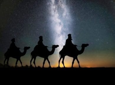 3 Wise Men travel