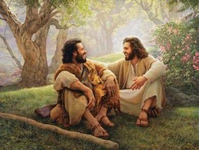John and Jesus Christ, Baptism